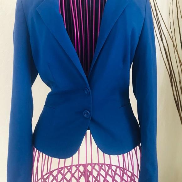 H&M Blue Blazer Jacket 🧥